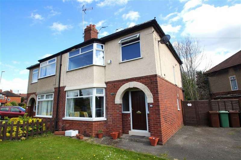 3 Bedrooms Semi Detached House for sale in Woodland Road, Leeds