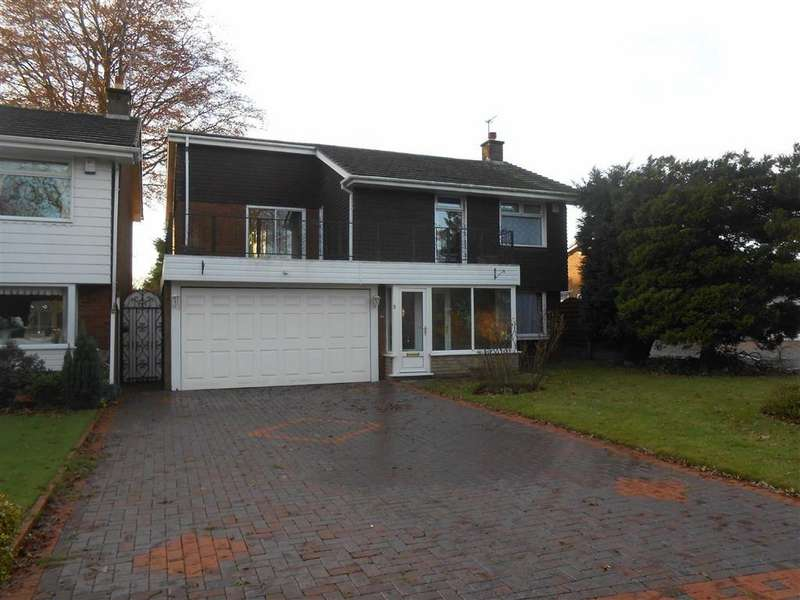 3 Bedrooms Detached House for sale in Beechwood Close, Bloxwich, Walsall