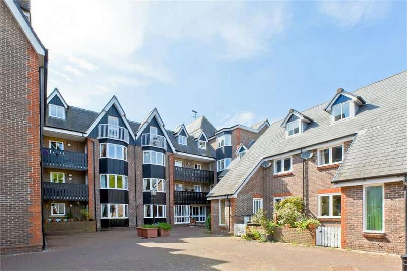 1 Bedroom Retirement Property for sale in St Thomas Court, Cliffe High Street, Lewes, East Sussex