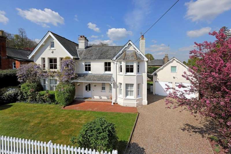 6 Bedrooms Detached House for sale in Sunningdale, Berks