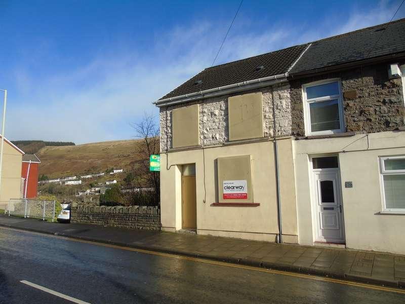 3 Bedrooms End Of Terrace House for sale in Duffryn Street, Ferndale