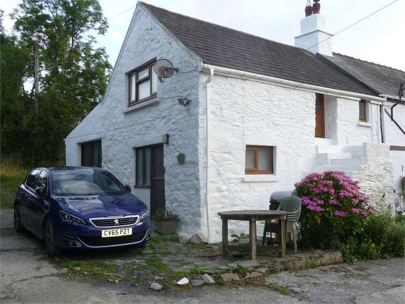 3 Bedrooms Cottage House for sale in Little Barn, Dinas Cross, Newport, Pembrokeshire