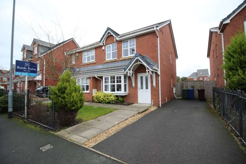 3 Bedrooms Semi Detached House for sale in Farriers Way, Buckshaw Village, Chorley, PR7