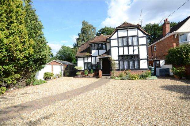 8 Bedrooms Detached House for sale in Farnborough Road, Farnborough, Hampshire