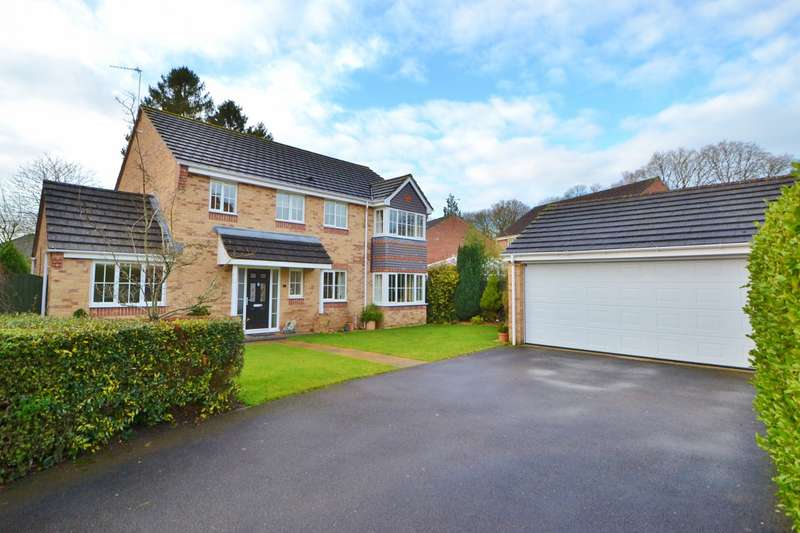 5 Bedrooms Detached House for sale in Verwood