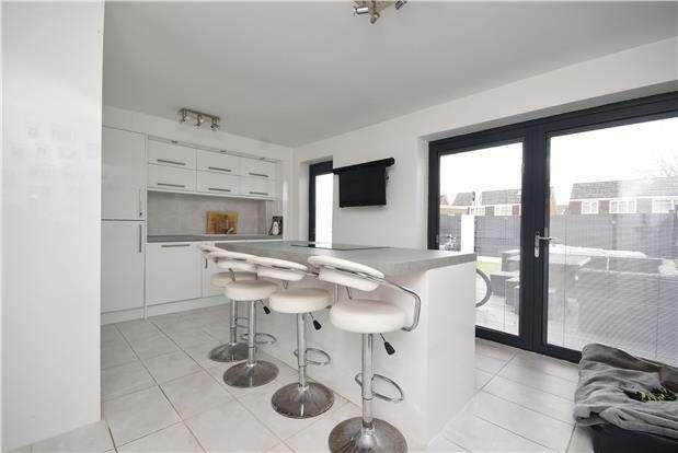 3 Bedrooms Semi Detached House for sale in Ashwicke, BRISTOL, BS14 0AW