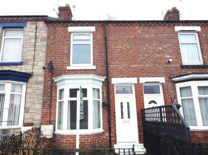 2 Bedrooms Terraced House for sale in Hollyhurst Road, Darlington, County Durham