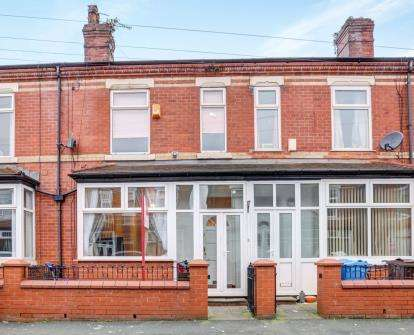 2 Bedrooms Terraced House for sale in Haddon Street, Salford, Greater Manchester