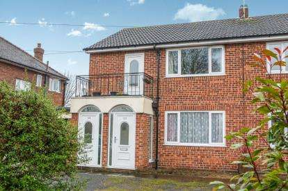 1 Bedroom Flat for sale in Fulford Road, Fulford, York, North Yorkshire