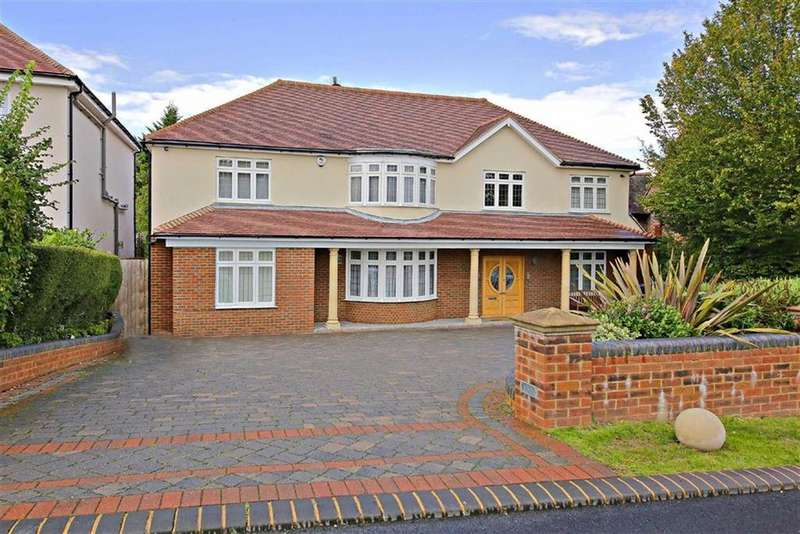 7 Bedrooms Detached House for sale in Hanyards Lane, Cuffley, Hertfordshire