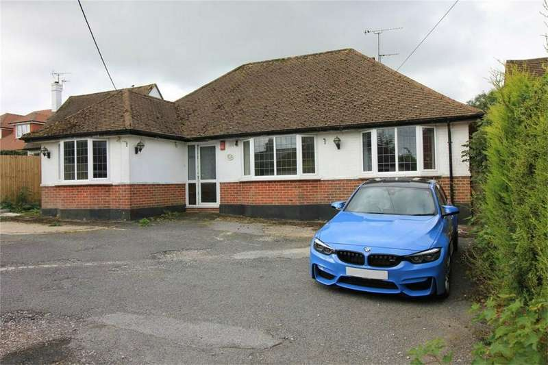 4 Bedrooms Detached Bungalow for sale in Hastings Road, BATTLE, East Sussex