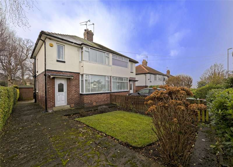 3 Bedrooms Semi Detached House for sale in Whitecote Hill, Leeds, West Yorkshire, LS13