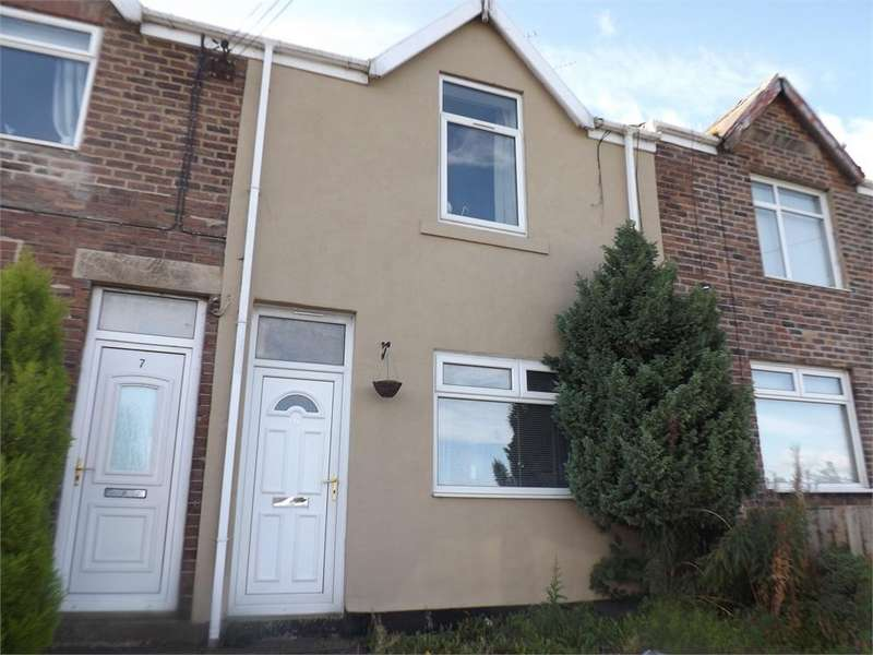 2 Bedrooms Terraced House for sale in Waltons Terrace, New Brancepeth, Durham