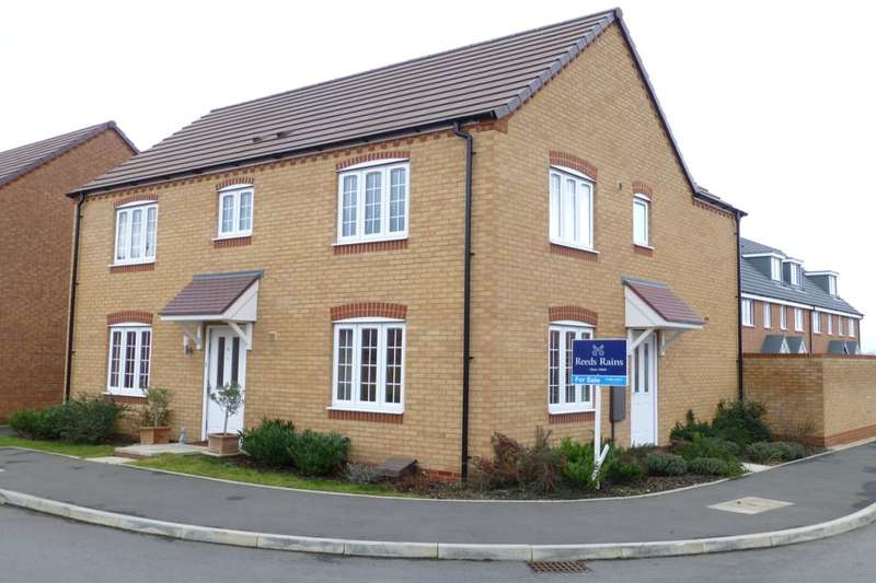 4 Bedrooms Detached House for sale in Buttercup Close, Evesham, WR11