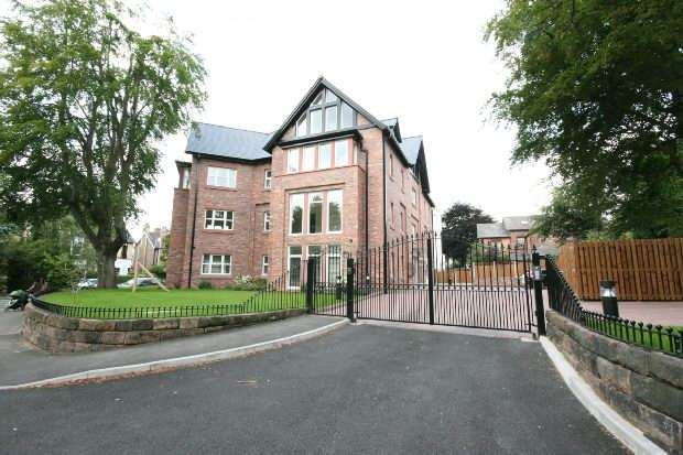 2 Bedrooms Apartment Flat for rent in Ashley Road, Hale