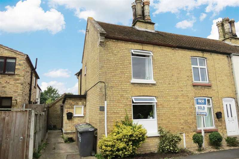 2 Bedrooms End Of Terrace House for sale in Main Street, Ewerby