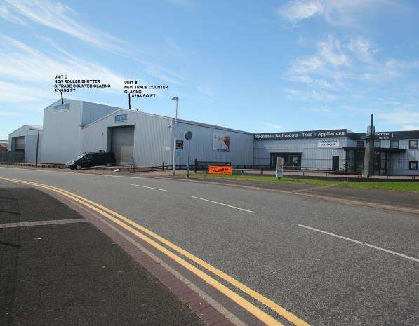 Commercial Property for rent in Potters lane, Wednesbury