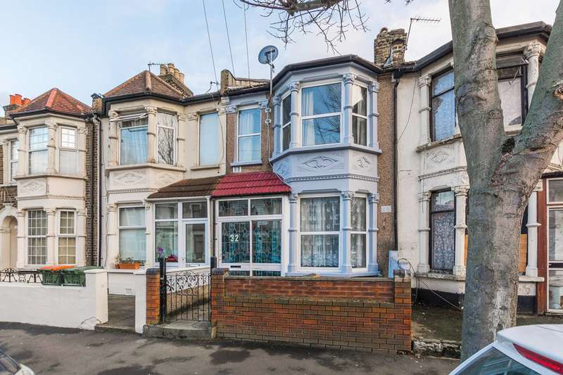 5 Bedrooms Terraced House for sale in Jedburgh Road, Plaistow, E13