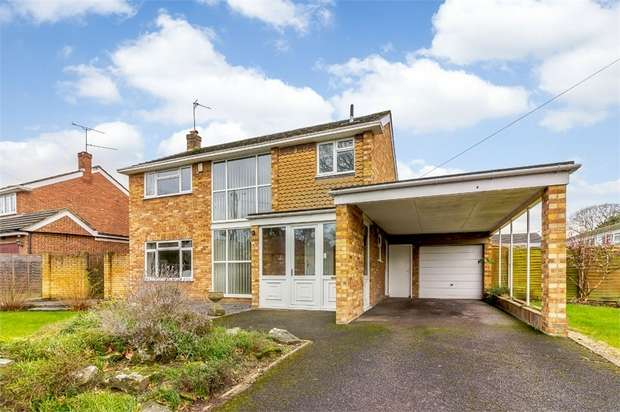 4 Bedrooms Detached House for sale in Easthampstead Road, Wokingham, Berkshire