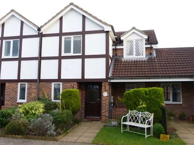 2 Bedrooms End Of Terrace House for sale in Lutterworth