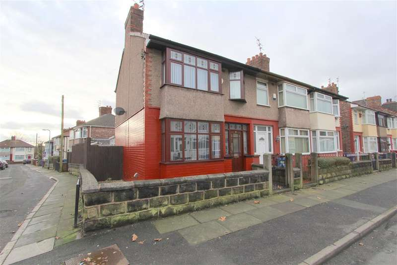 3 Bedrooms Town House for sale in Withnell Road, Old Swan, Liverpool