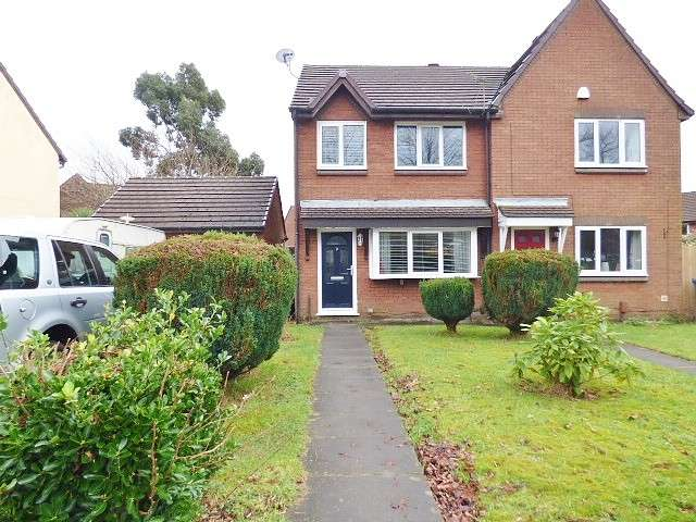 3 Bedrooms House for sale in Barmouth Close, Callands, Warrington