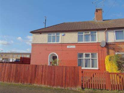 4 Bedrooms Semi Detached House for sale in Carpe Road, Leicester, Leicestershire