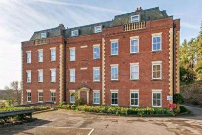 2 Bedrooms Flat for sale in The Malms, Shawford Road, Shawford