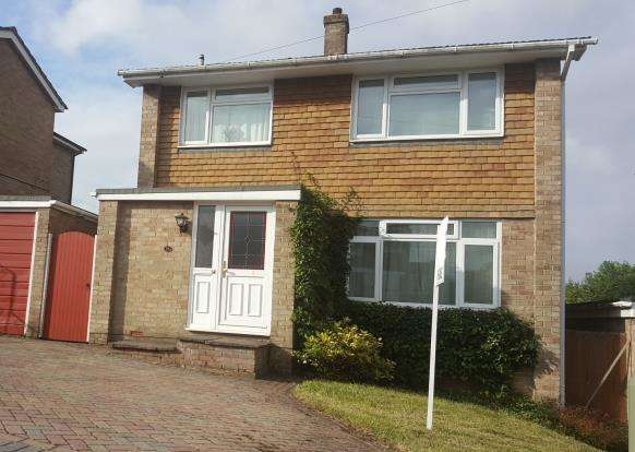 3 Bedrooms Detached House for sale in Basingstoke, Hampshire