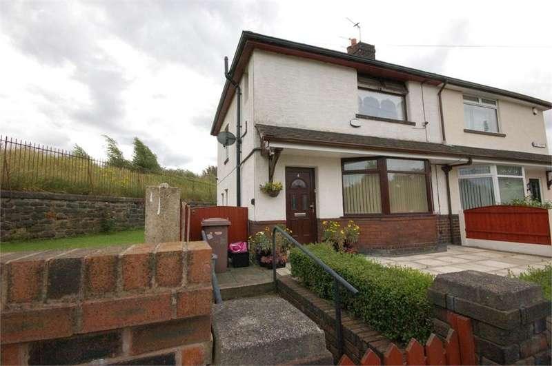 3 Bedrooms Semi Detached House for sale in Oak Street, Sutton, ST HELENS, Merseyside