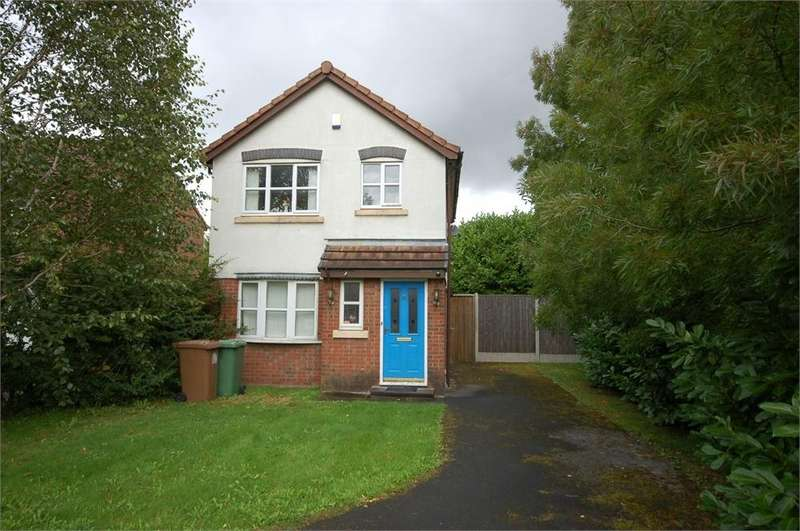 3 Bedrooms Detached House for sale in Saffron Gardens, St Helens, Merseyside