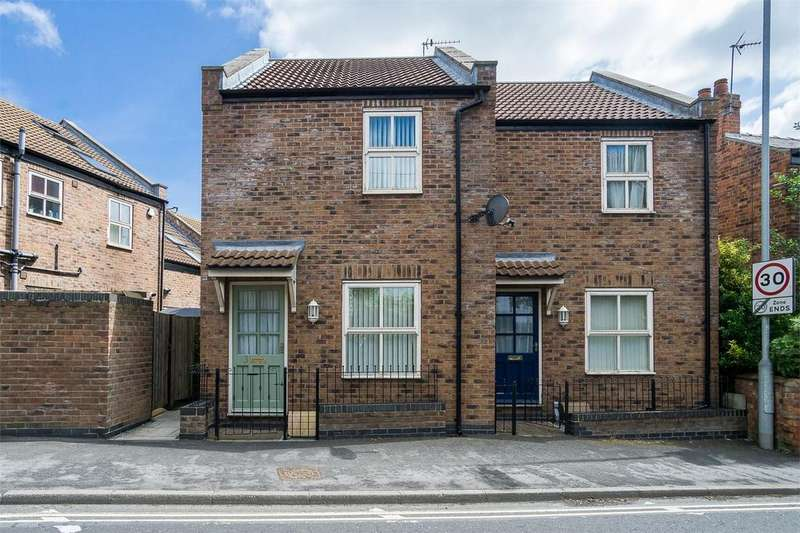 2 Bedrooms Semi Detached House for sale in Station Road, Preston, East Riding of Yorkshire