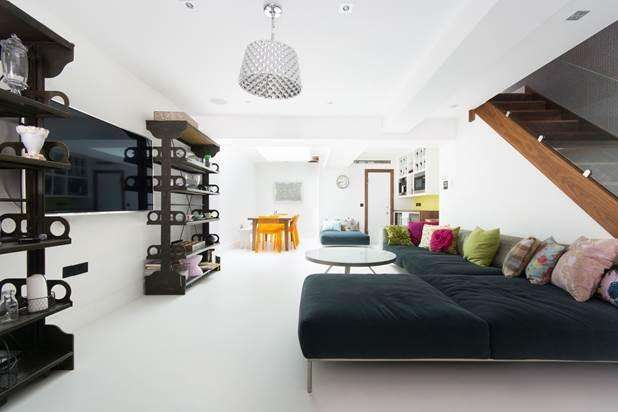 5 Bedrooms House for rent in Ladbroke Road, London, W11