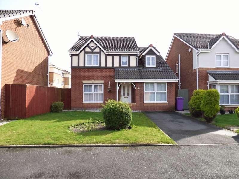 4 Bedrooms Detached House for sale in Dinglebrook road, Liverpool, Merseyside, L9