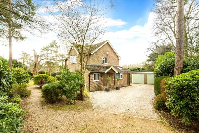 4 Bedrooms Detached House for sale in Great Rough, Newick, Lewes, East Sussex, BN8