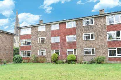 2 Bedrooms Flat for sale in Maxwell House, Prince Imperial Road, Chislehurst