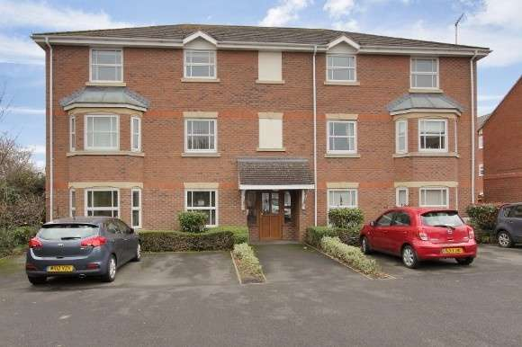 2 Bedrooms Flat for sale in Topaz Drive, Andover