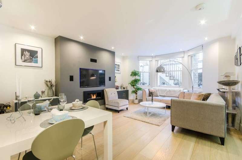 1 Bedroom Flat for sale in Elm Park Gardens, Chelsea, SW10