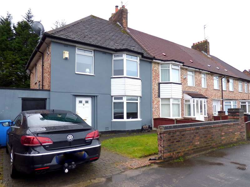 3 Bedrooms Terraced House for sale in Knowsley Lane, Huyton, Liverpool