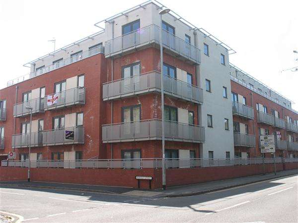 1 Bedroom Apartment Flat for sale in Palace Court, Off Wardle Street, tunstall