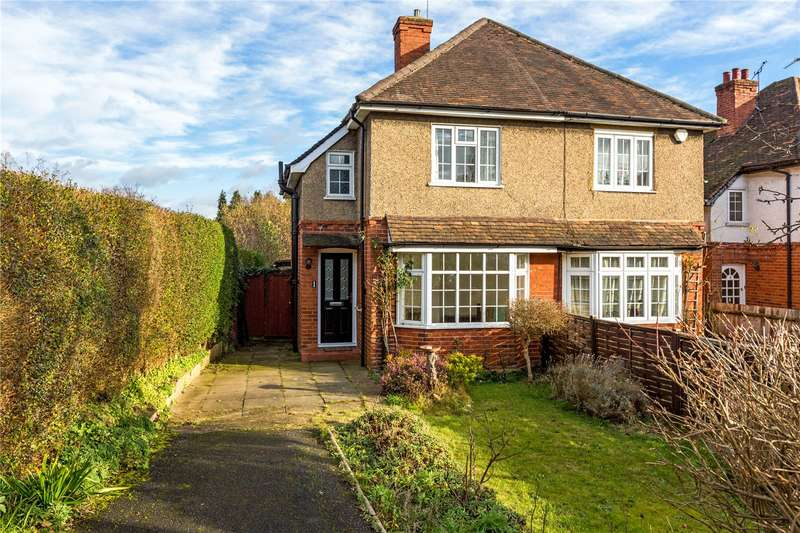 2 Bedrooms Semi Detached House for sale in College Road, Maidenhead, Berkshire, SL6