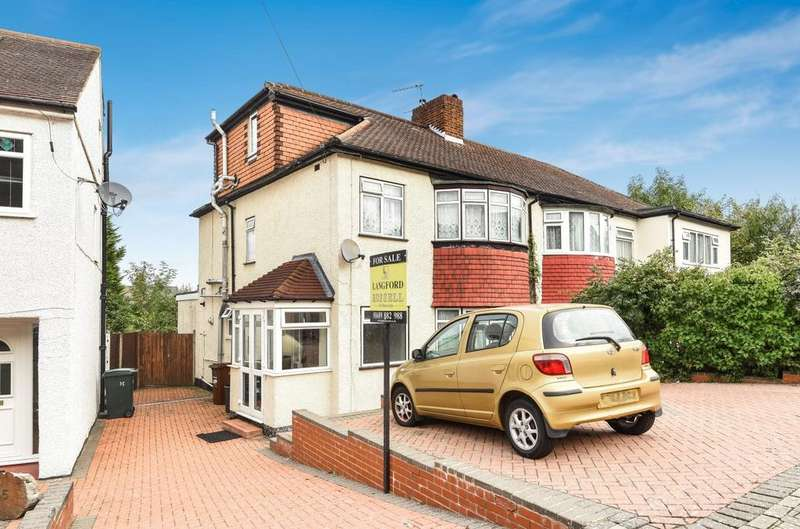 4 Bedrooms Semi Detached House for sale in Copthorne Avenue Bromley BR2