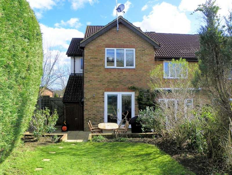 1 Bedroom Semi Detached House for sale in Broad Hinton, Twyford, RG10