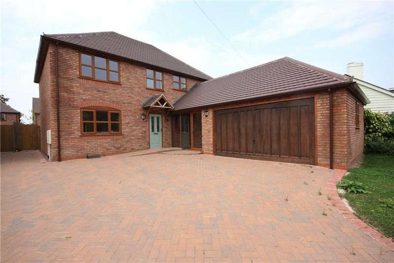 4 Bedrooms Detached House for sale in Martley Road, Lower Broadheath, Worcester, Worcestershire, WR2