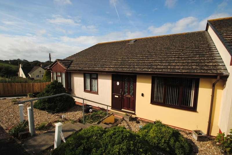 2 Bedrooms Terraced Bungalow for sale in Heywood Close, Hartland