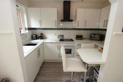 2 Bedrooms Flat for sale in Mote Hill, Hamilton, South Lanarkshire
