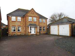 5 Bedrooms Detached House for sale in Mackintosh Close, Rochester, Kent
