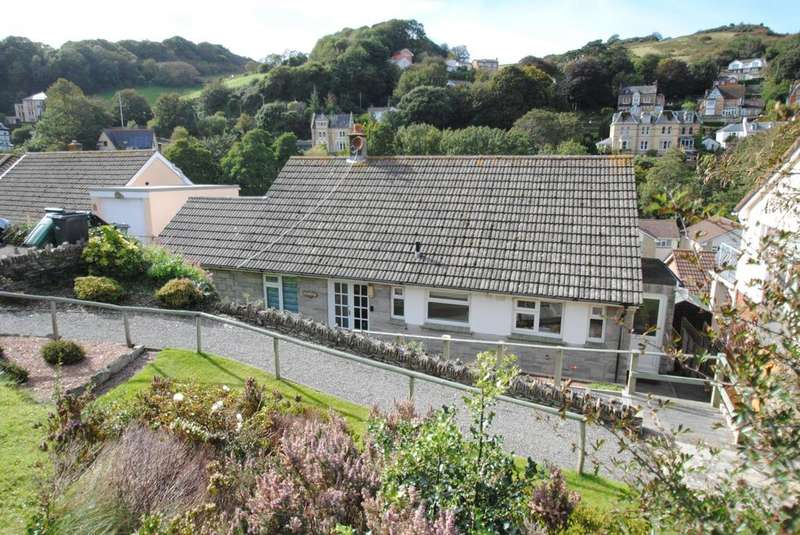 2 Bedrooms Detached Bungalow for sale in Langleigh Road, Ilfracombe