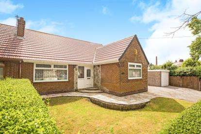 3 Bedrooms Bungalow for sale in Lytham Road, Fulwood, Preston, Lancashire, PR2