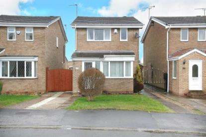 3 Bedrooms Detached House for sale in Haids Road, Maltby, Rotherham, South Yorkshire